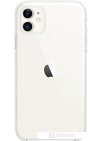 Чехол Apple Clear Case для iPhone 11 (прозрачный)