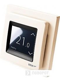 Терморегулятор DEVI Touch (бежевый)