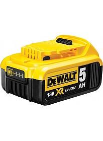 Аккумулятор DeWalt DCB184 (18В/5 Ah)