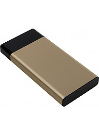 Портативное зарядное устройство KS-IS KS-323 (золотистый)