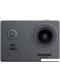 Экшен-камера Digma DiCam 300 (серый)
