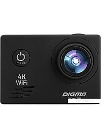 Экшен-камера Digma DiCam 310 (черный)