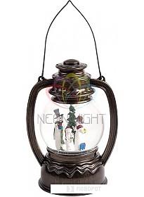 """Светильник Neon-night Декоративный фонарь """"Снеговики"""" 501-061"""