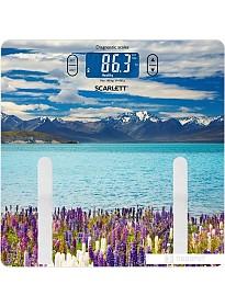 Напольные весы Scarlett SC-BS33ED11