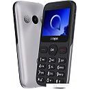 Мобильный телефон Alcatel 2019G (серебристый) фото и картинки на Povorot.by