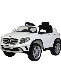 Электромобиль ChiLok Bo Mercedes-Benz GLA (белый)