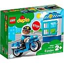 Конструктор LEGO Duplo 10900 Полицейский мотоцикл фото и картинки на Povorot.by