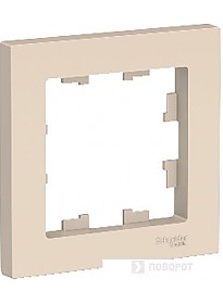 Рамка Schneider Electric Atlas Design ATN000201