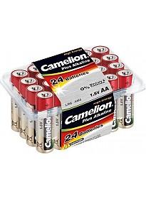 Батарейки Camelion AA 24 шт. [LR6-PB24]