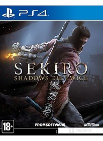 Игра Sekiro: Shadows Die Twice для PlayStation 4