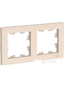 Рамка Schneider Electric Atlas Design ATN000202