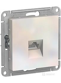 Розетка компьютерная Schneider Electric Atlas Design ATN000483