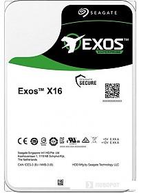 Жесткий диск Seagate Exos X16 16TB ST16000NM001G