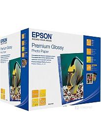 Фотобумага Epson Premium Glossy Photo Paper 13х18 500 листов (C13S042199)