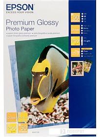 Фотобумага Epson Premium Glossy Photo Paper A3 20 листов (C13S041315)
