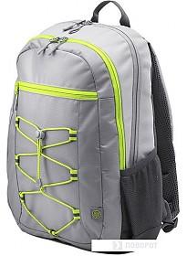 Рюкзак HP Active (серый/зеленый)