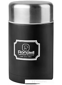 Термос для еды Rondell Picnic RDS-946 0.8л (черный)