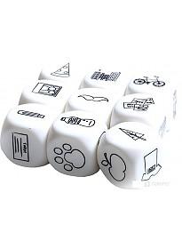 Настольная игра Bradex DE 0140 Кубики историй