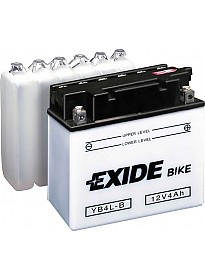 Мотоциклетный аккумулятор Exide EB4L-B (4 А·ч)