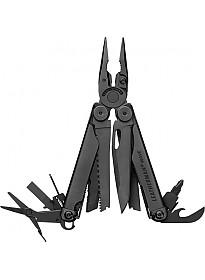 Туристический нож Leatherman Wave Plus (черный)