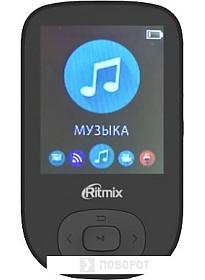 MP3 плеер Ritmix RF-5100BT 16GB (черный)