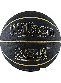 Мяч Wilson NCAA Highlight Gold (7 размер)