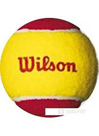 Мяч Wilson Starter Red WRT137001 (3 шт)