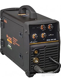 Сварочный инвертор Сварог Real MIG 200 N24002N (черный)
