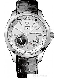 Наручные часы Girard-Perregaux Traveller Moon Phases and Large Date 49650-11-131-BB6A