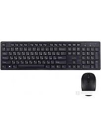 Клавиатура + мышь Perfeo Twin