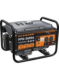 Бензиновый генератор Carver PPG-3600А