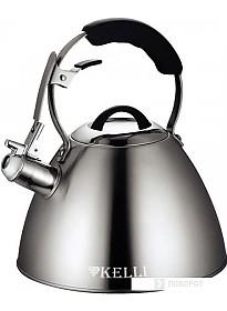 Чайник со свистком KELLI KL-4522