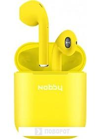 Наушники Nobby Practic T-101 (желтый)