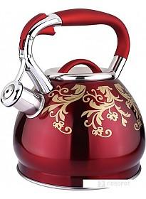 Чайник со свистком Agness 937-805