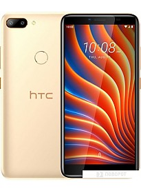 Смартфон HTC Wildfire E (золотистый)