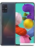 Смартфон Samsung Galaxy A51 SM-A515F/DS 4GB/64GB (черный)