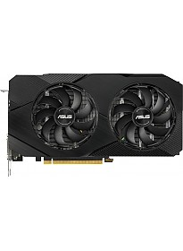 Видеокарта ASUS GeForce GTX 1660 Super Dual Evo 6GB GDDR6