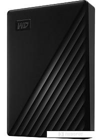 Внешний накопитель WD My Passport 5TB WDBPKJ0050BBK