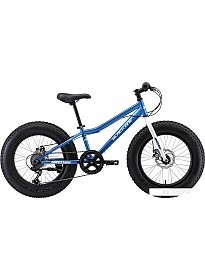Детский велосипед Black One Monster 20 D (2019)