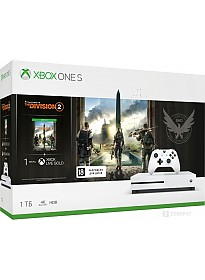 Игровая приставка Microsoft Xbox One S 1TB Tom Clancy's The Division 2