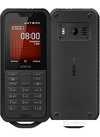 Мобильный телефон Nokia 800 Tough (черный)
