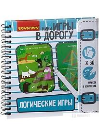 Развивающая игра Bondibon Логические игры ВВ1955