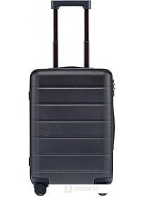 """Чемодан-спиннер Xiaomi Luggage Classic 20"""" (черный)"""