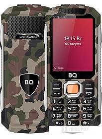 Мобильный телефон BQ-Mobile BQ-2817 Tank Quattro Power (камуфляж)