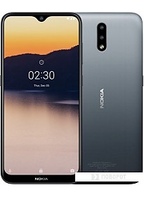 Смартфон Nokia 2.3 (угольный)