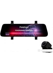 Автомобильный видеорегистратор Prestigio RoadRunner 450GPSDL