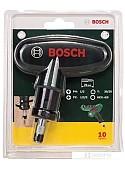 Отвертка с набором Bosch 2607019510 (10 предметов)