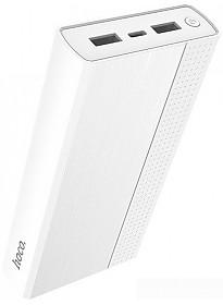 Портативное зарядное устройство Hoco J33A (белый)