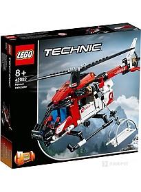 Конструктор LEGO Technic 42092 Спасательный вертолет