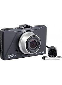 Автомобильный видеорегистратор SilverStone F1 NTK-9500F Duo